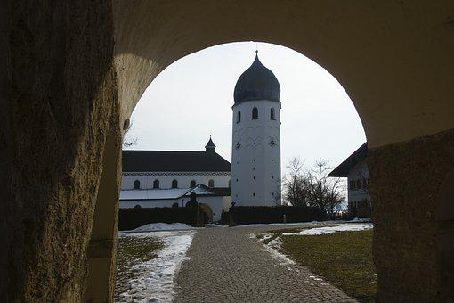 Architecture, Travel, Building, Tower, Old, Wall