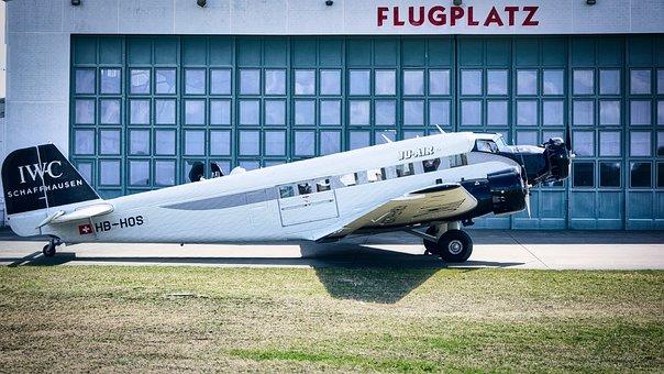 Aircraft, Airport, Transport System, Passenger Aircraft