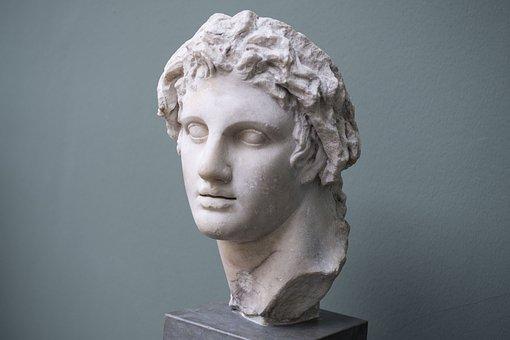 Sculpture, Portrait, People, Adult, Man, Statue, Art