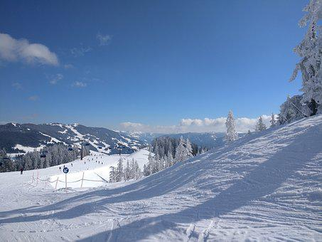 Snow, Winter, Ski, Austria, Saalbach, Hinterglemm
