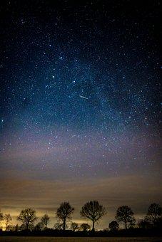 Astronomy, Sky, Space, Galaxy, Star, Night Sky