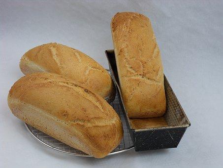 Bread, Food, Loaf Of Bread, Wheat, Bakery