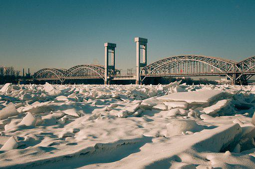 Megalopolis, Travel, Architecture, Water, Winter, Sky