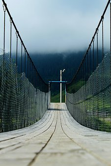 Bridge, Suspension Bridge, Travel, The Carpathians