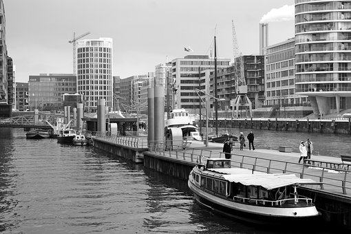 Waters, River, City, Travel, Urban Landscape