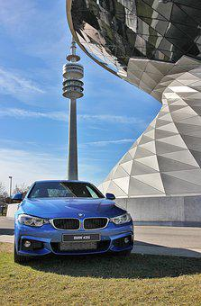 Sky, Architecture, Modern, Industry, Company, Bmw World