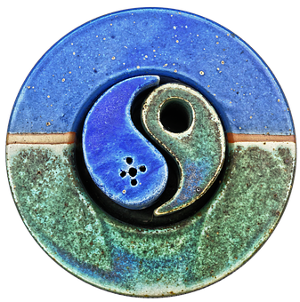 Yin Yang, Ceramic, Decoration, Yin, Yang, About