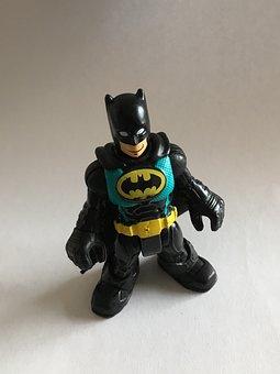 Batman, Toy, Figurine