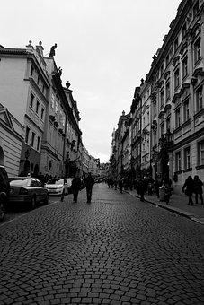 Prague, Czech Republic, History, Lock, City, Old Town