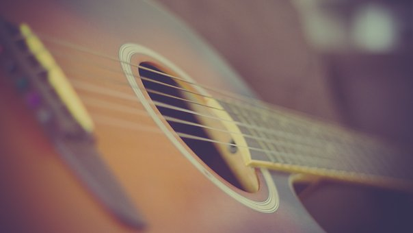 Guitar, Songs, String, Instrument, Fingers, Old Guitar