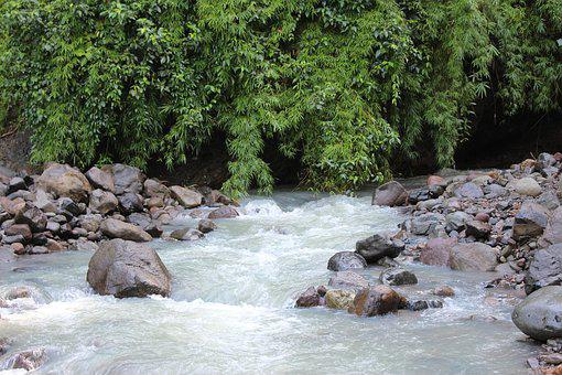 Water, Stream, Nature, Waterfall, River, Flow