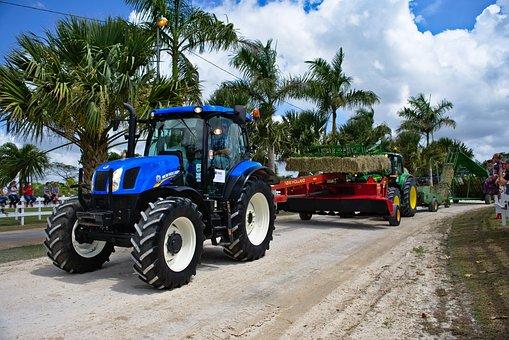 Tractor, New Equipment, Farm Equipment, Equipment