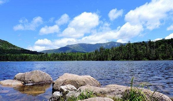 Water, Nature, Lake, Landscape, Mountain, Travel, Sky