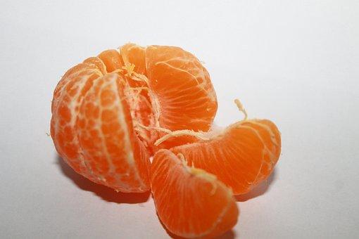 Food, Fruit, Tangerine, Background, Healthy, Tropical