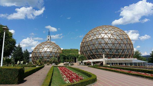 Architecture, Sky, Travel, Building, Tourism