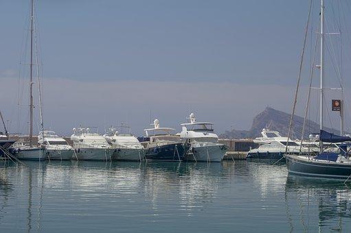Yacht, Water, Harbor, Sailboat, Marina, Travel, Boat