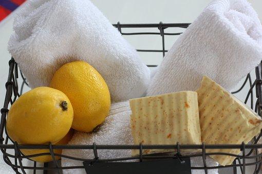 Food, Lemon Soap, Coconut Oil Soap, Citrus, Healthy