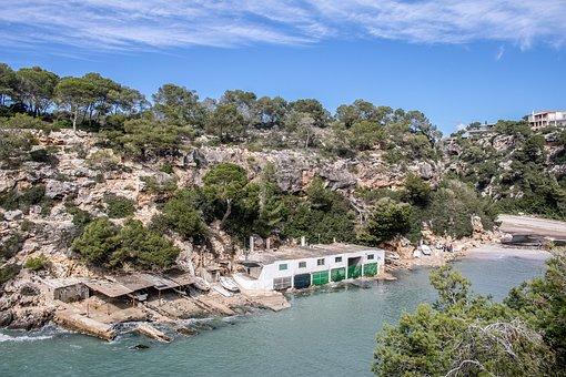 Mallorca, Cala Pi, Llucmajor, Balearic Islands, Holiday