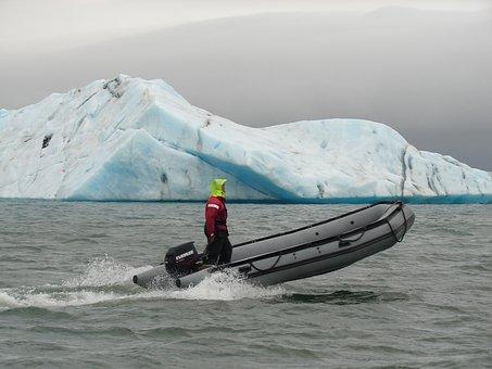 Waters, Sea, Adventure, Ocean, Sport, Ice, Travel