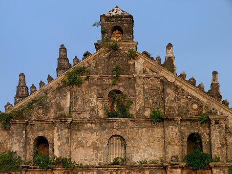 Architecture, Travel, Old, Ancient, Stone, Church
