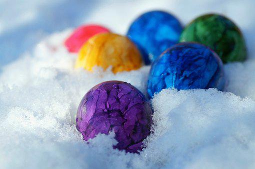 Easter, Eggs, Color, Spring, Easter Eggs, Easter Time