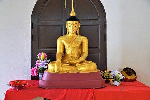 Buddha, Meditation, Zen, Religion, Spirituality, Temple