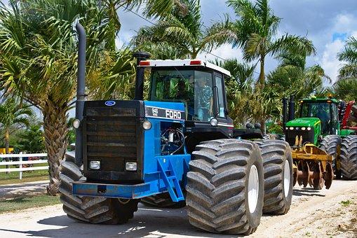 Tractor, Transportation System, Farm Equipment