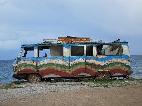 Travel, Marine, Bus, Tourism