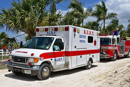 Truck, Rescue, Transportation System, Vehicle