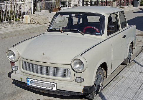 Trabant, East Germany, Vintage, Classic, Communist