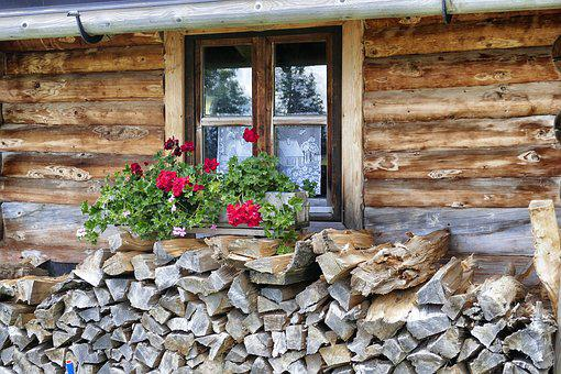 Wood, Home, Woods, Tribe, Wall, Old, Window, Nature
