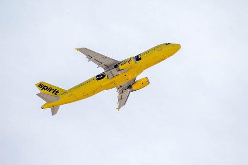 Airplane, Aircraft, Flight, Jet, Aviate