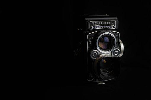Lens, Equipment, Background, Old, Aperture, Vintage