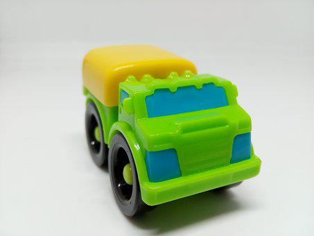 Toy, Plastic, Car, Child, Play, Vehicle