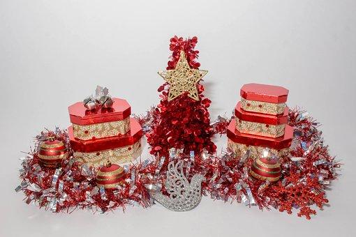 Christmas, Decoration, Celebration, Winter, Gift