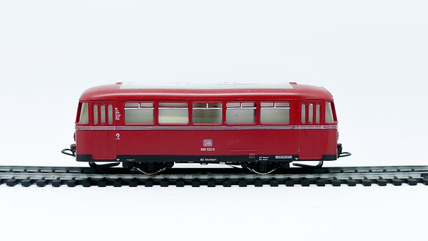 Train, Transportation System, Railroad Track, Engine