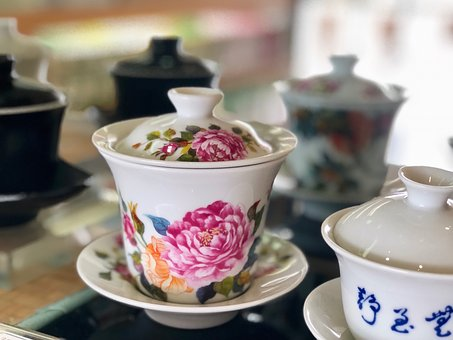 Cup Containers, Tea, Drink, Fever, Tea 壺