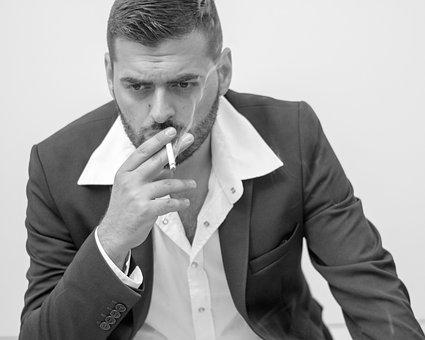 Man, Portrait, Adult, People, Business, Actor, Suit