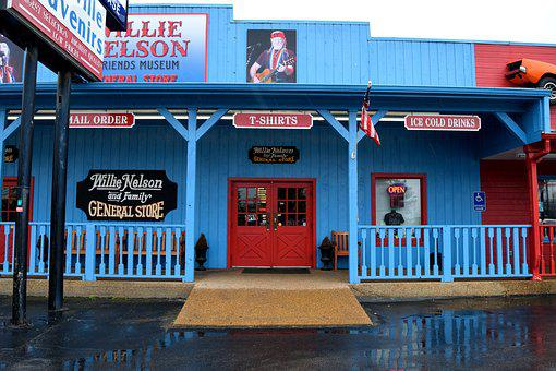 Willy Nelson, Museum, Nashville, Tennessee, Tourism