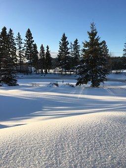 Nature, Landscape, Snow, No Person, Outdoor, Cold