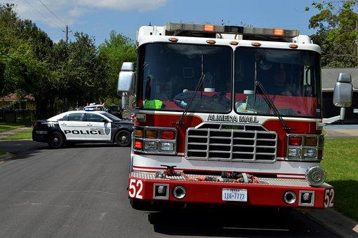 Police, Houston, Texas, Hpd, Houston Police Department