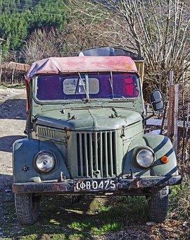 Gaz 69, Russian, Jeep, 4x4, Off Road, Transportation