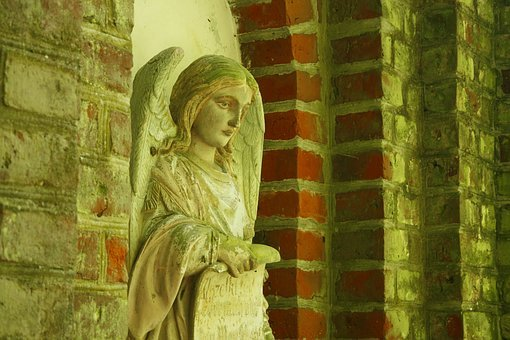 Sculpture, The Statue, The Art Of, Religion, One, Woman