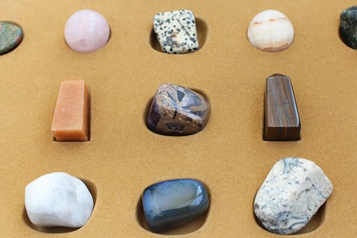 Stone, Background, Stones, A Set Of Stones, Collection