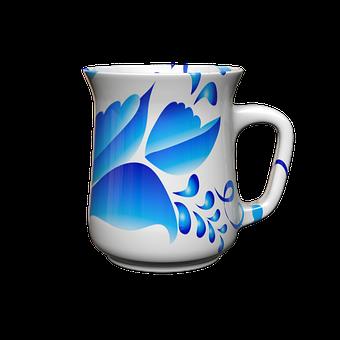 Mug For Tea, Tea Mug, Tableware