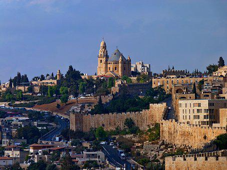 Architecture, City, Townscape, Panoramic, Tourism