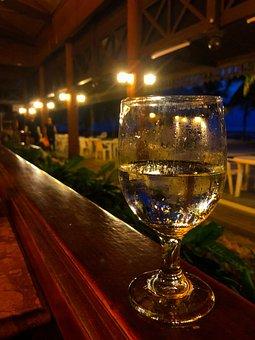 Glass Of Water, Celebration, Travel, Hotel, Luxury