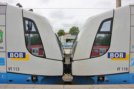Transport System, Travel, Horizontal, Vehicle