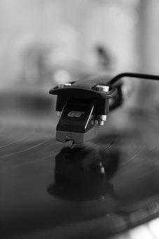 Vinyl, Music, Gramophone, Vintage, Sound, Disco, Audio