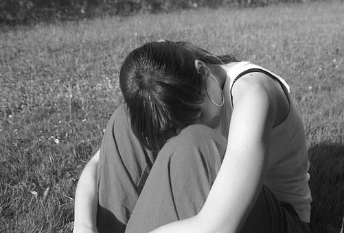 Alone, Girl, Woman, Dreaming, Desperate, Sad, Thinking